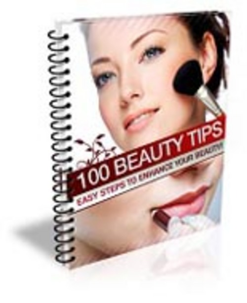Product picture 100 Beauty Tips !